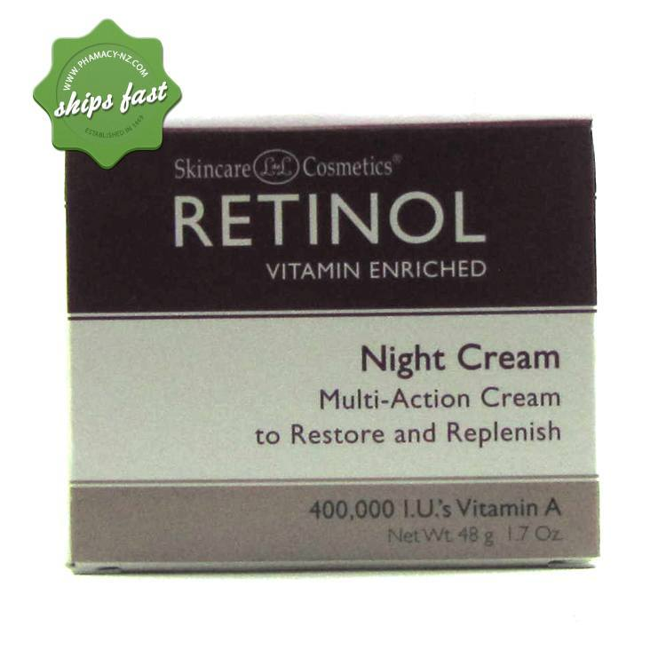 Miss RoC Skincare Products? Try the Skincare LDEL Cosmetics Retinol