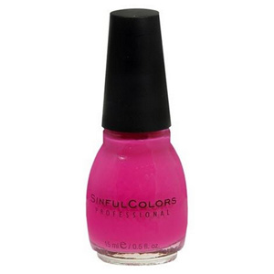 SINFUL COLORS NAIL ENAMEL BOOM BOOM (Special buy online only)