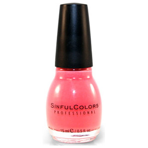 SINFUL COLORS NAIL ENAMEL SOUL MATE (Special buy online only)