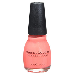 SINFUL COLORS NAIL ENAMEL HAZARD (Special buy online only)