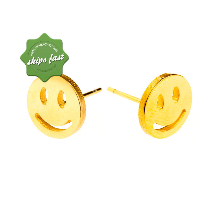 EURO GOLD SMILEY FACE