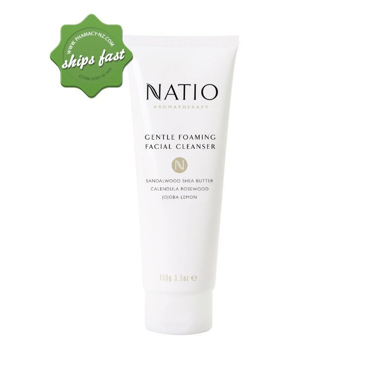NATIO FOAMING FACIAL CLEANSER (Special buy online only)