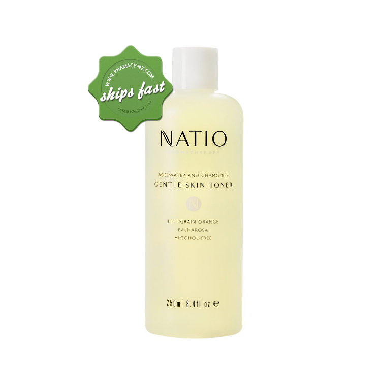 NATIO ROSEWATER CHAMOMILE GENTLE TONER