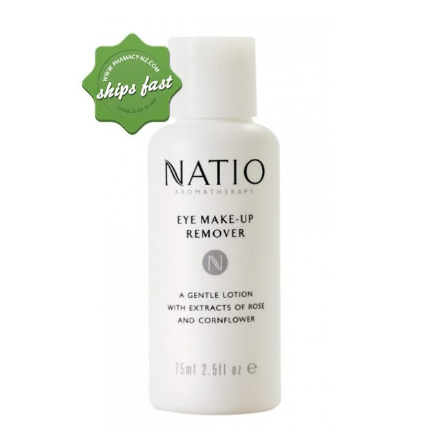 NATIO EYE MAKE UP REMOVER (Special buy online only)