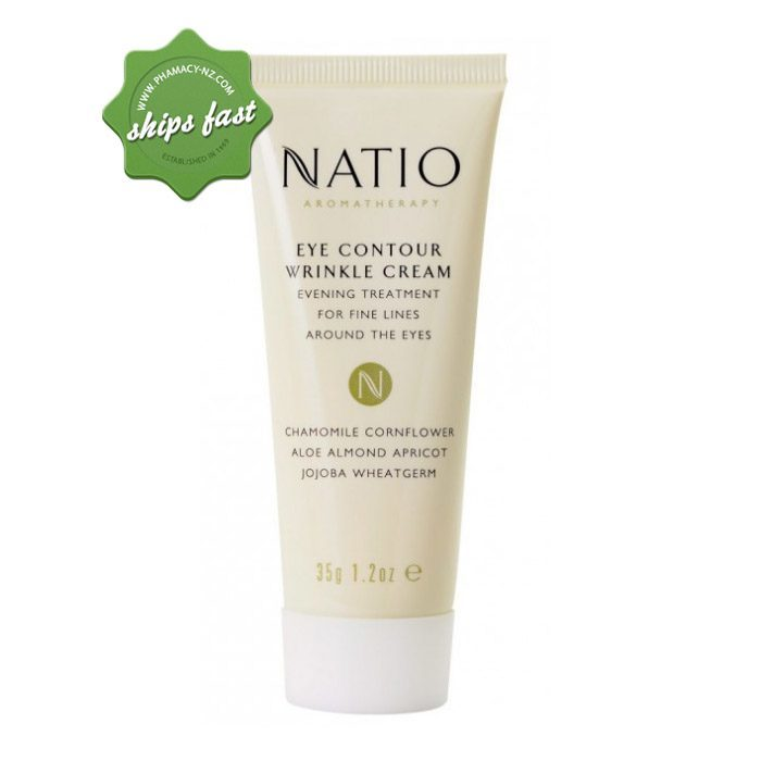 NATIO EYE CONTOUR WRINKLE CREAM (Special buy online only)