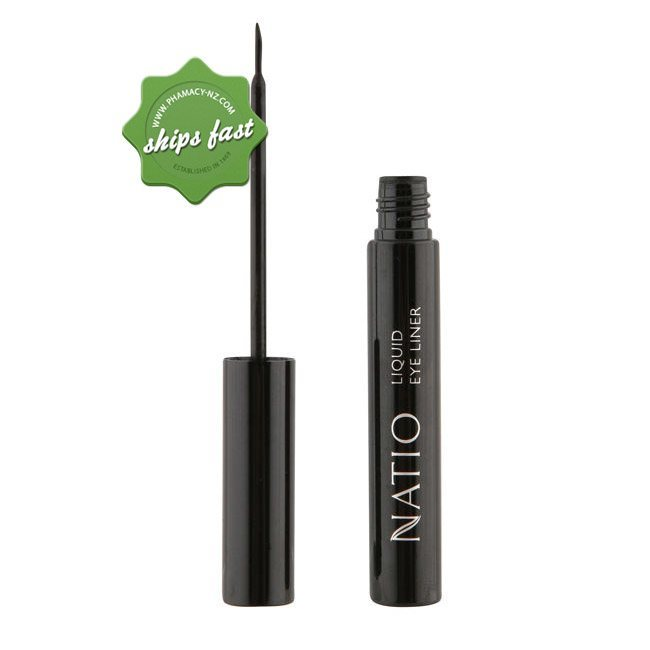 NATIO LIQUID EYEYELINER BLACK (Special buy online only)