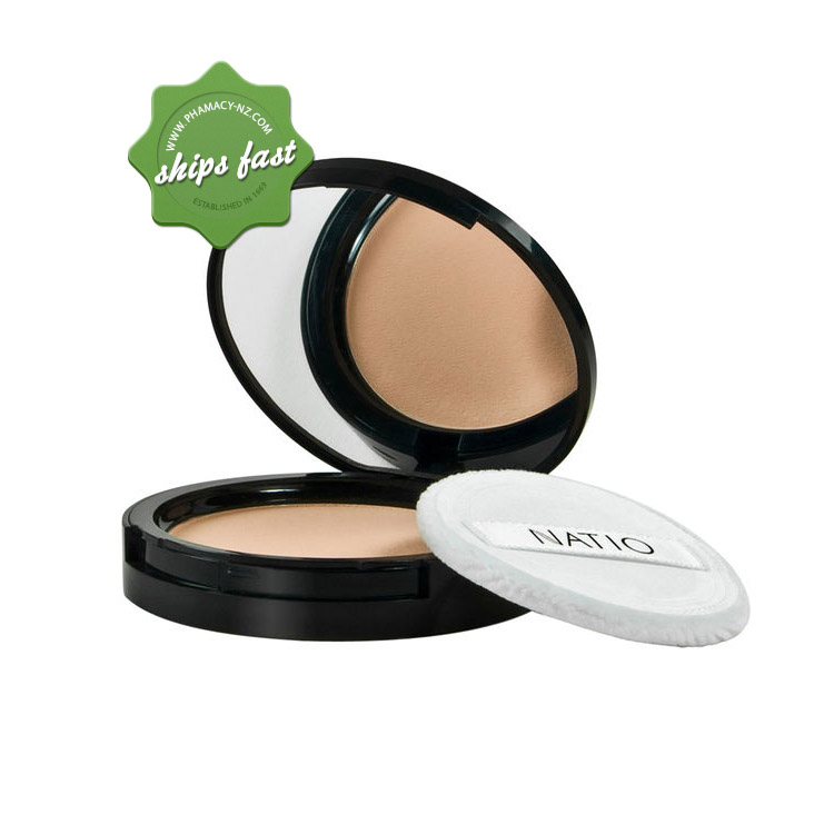 NATIO PRESSED POWDER LIGHT (Special buy online only)