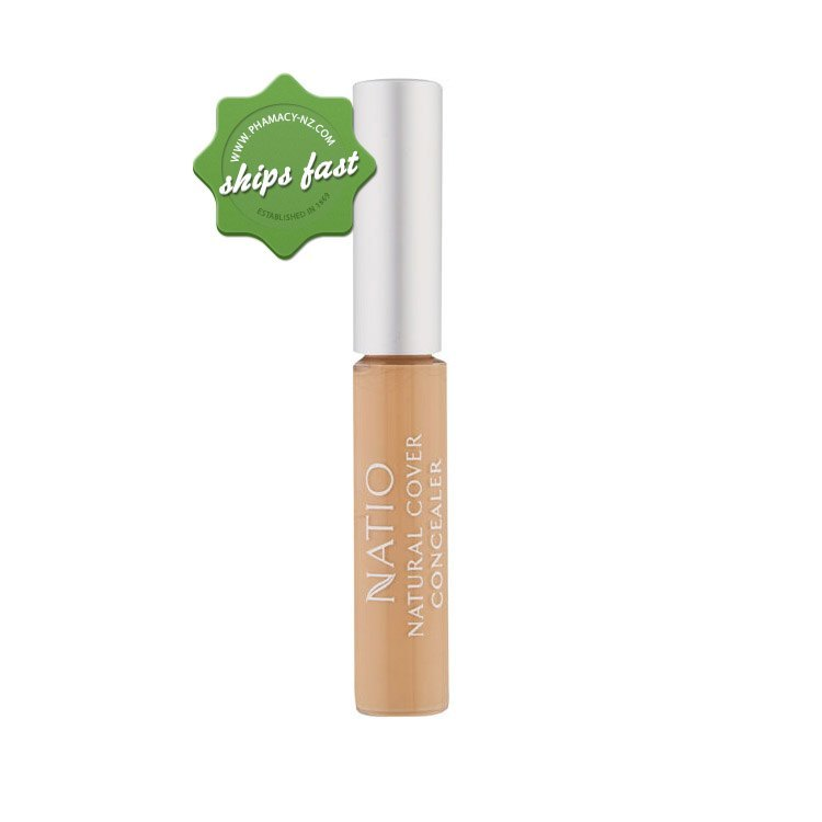 NATIO NATURAL COVER CONCEALER SKIN ONE 2 (Special buy online only)