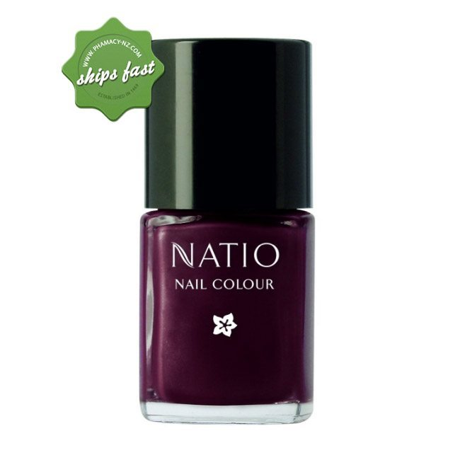 NATIO NAIL COLOUR MYSTIC (Special buy online only)