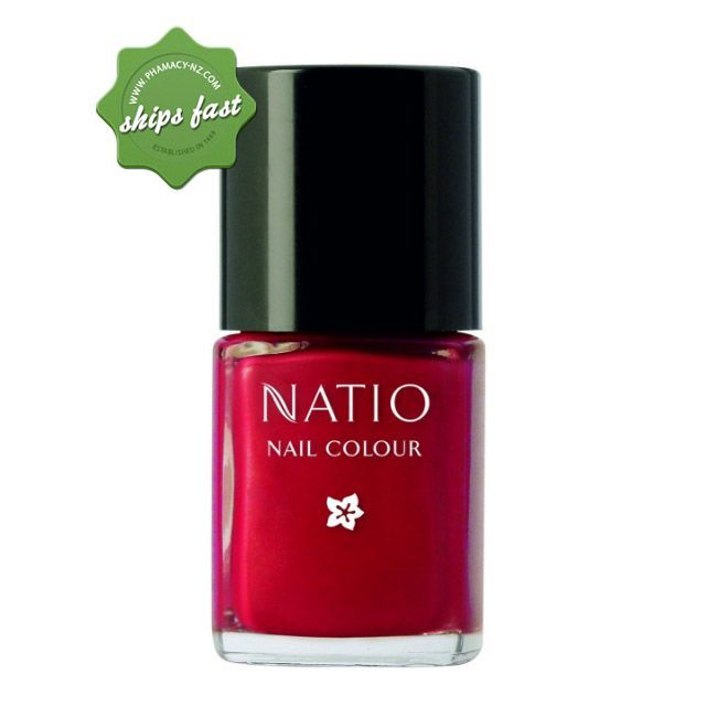 NATIO NAIL COLOUR RUBY (Special buy online only)