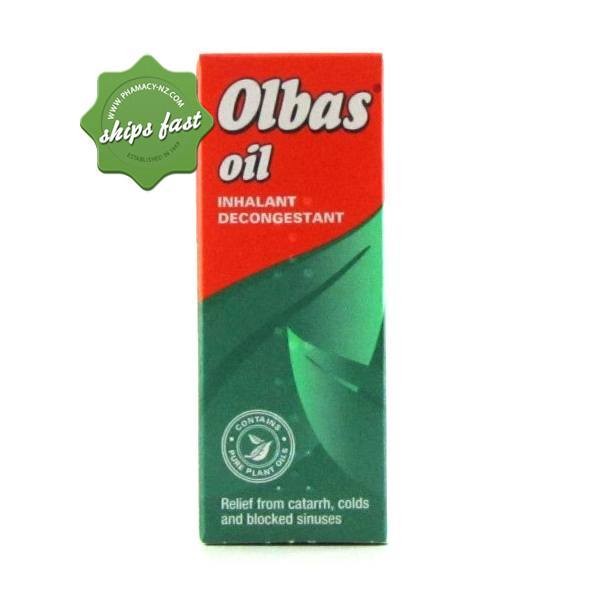 Olbas Oil Inhalant Decongestant 10mL
