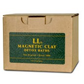 MAGNETIC CLAY MERCURY II DETOX WS