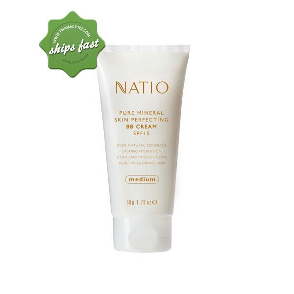 NATIO BB CREAM MEDIUM (Special buy online only)