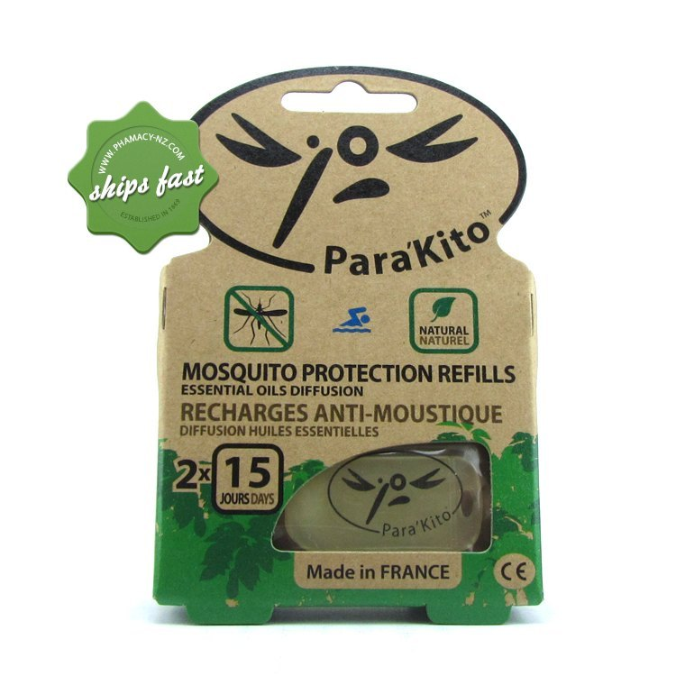 PARAKITO REFILL PACK 2 PELLETS (Special buy online only)