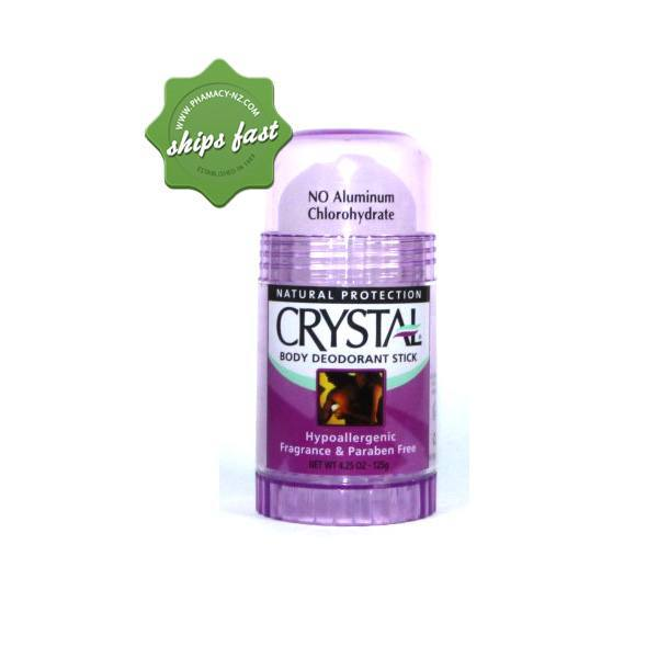 CRYSTAL STICK BODY DEODORANT 120G (Special buy online only)