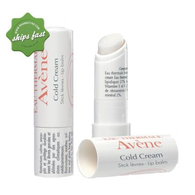 AVENE LIP BALM with COLD CREAM 4 5G