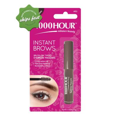 1000 HOUR INSTANT BROWS MASCARA DARK BROWN 6G (Special buy online only)