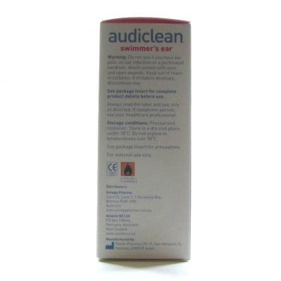 AUDICLEAN SWIMMERS EAR 30ML