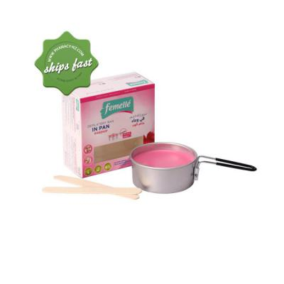 DAEN DEPILATORY WAX IN PAN ROSEHIP 90G