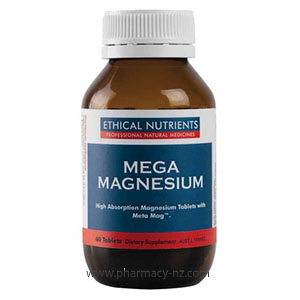 ETHICAL NUTRIENTS MEGA MAGNESIUM 60s