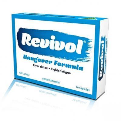 REVIVOL HANGOVER FORMULA 16S
