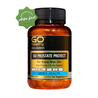 GOHEALTHY PROSTATE PROTECT 60 VEGECAPSULES