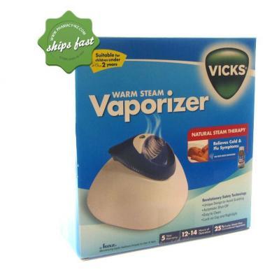 VICKS WARM STEAM VAPORISER