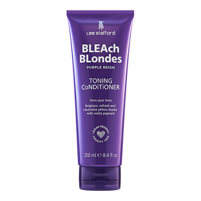 LEE STAFFORD BLEACH BLONDE SHAMPOO 250ML
