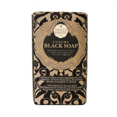 NESTI DANTE LUXURY BLACK SOAP 250G