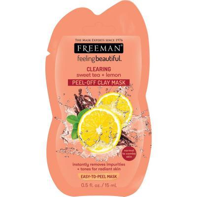 Freeman Sweet Tea & Lemon Face Mask 15ml