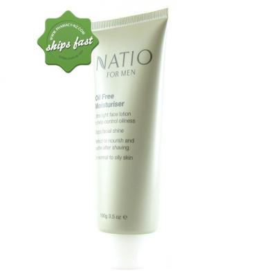 NATIO MENS OIL FREE MOISTURISER (Special buy online only)