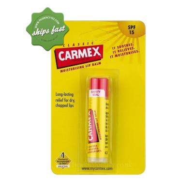 CARMEX MOISTURISING LIP BALM 4 25gm