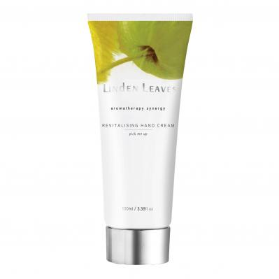 Linden Leaves Aromatherapy Synergy Hand Cream Pick Me Up 100ml
