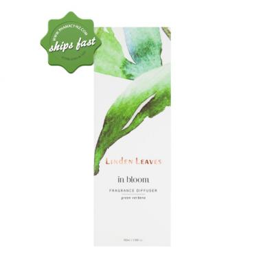 LINDEN LEAVES IN BLOOM FRAGRANCE DIFFUSER GREEN VERBENA 100M