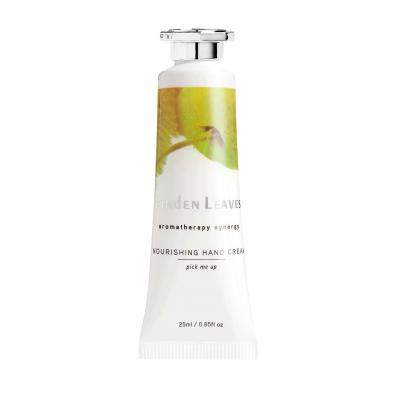 Linden Leaves Aromatherapy Synergy Nourishing Hand Cream Pick Me Up 25ml