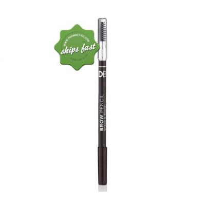 DB DESIGNER BRANDS BROW PEN FOR IMMACULATELY SCULPTED BROW BRUNETTE