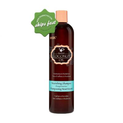 HASK COCONUT OIL SHAMPOO 350ML