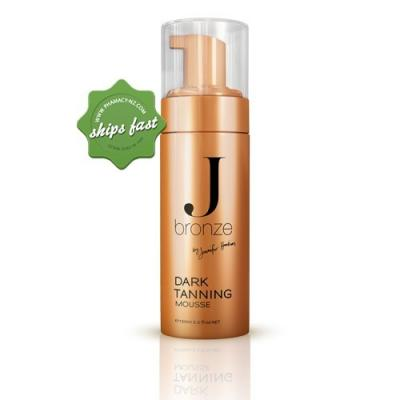 J BRONZE DARK TANNING MOUSSE 150ML