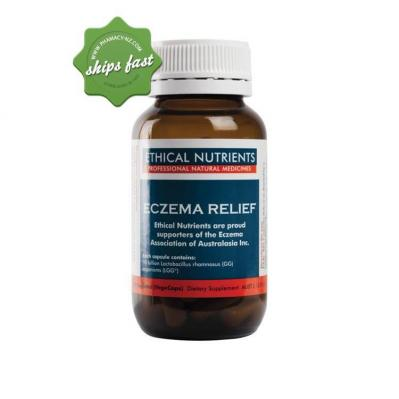 INNER HEALTH ECZEMA RELIEF 60 CAPSULES
