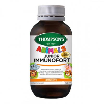 Thompson's Junior Immunofort 45 Tablets