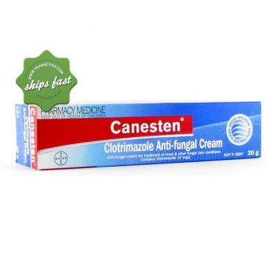 CANESTEN TOPICAL CREAM 20G