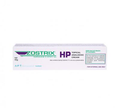 Zostrix HP Topical Analgesic Cream 45g