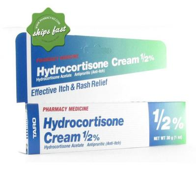 HYDROCORTISONE CREAM 0 5 pc