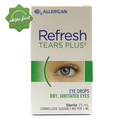 REFRESH TEARS PLUS 15ML