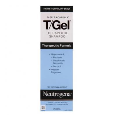 Neutrogen T Gel Shampoo 200ml