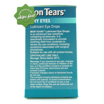 BION TEARS 28 X 0 4ML