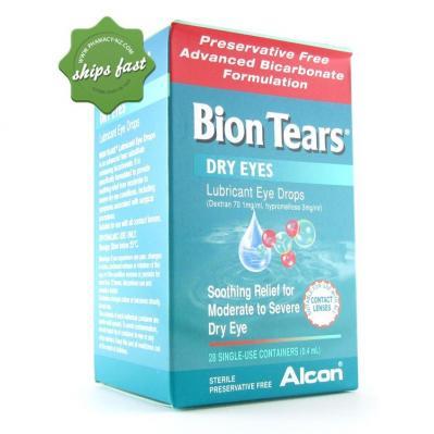 BION TEARS 28 X 0 4ML