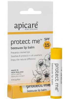 Apicare Protect Me Lip Balm Spf15 4.5g