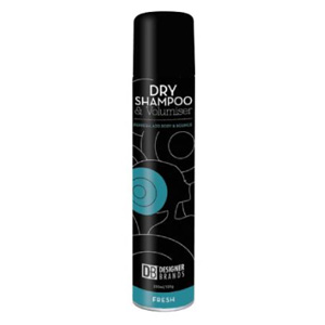 DESIGNER BRANDS FRESH DRY SHAMPOO AND VOLUMIZER