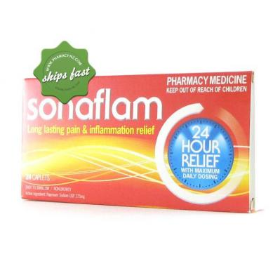SONAFLAM 24 TABLETS
